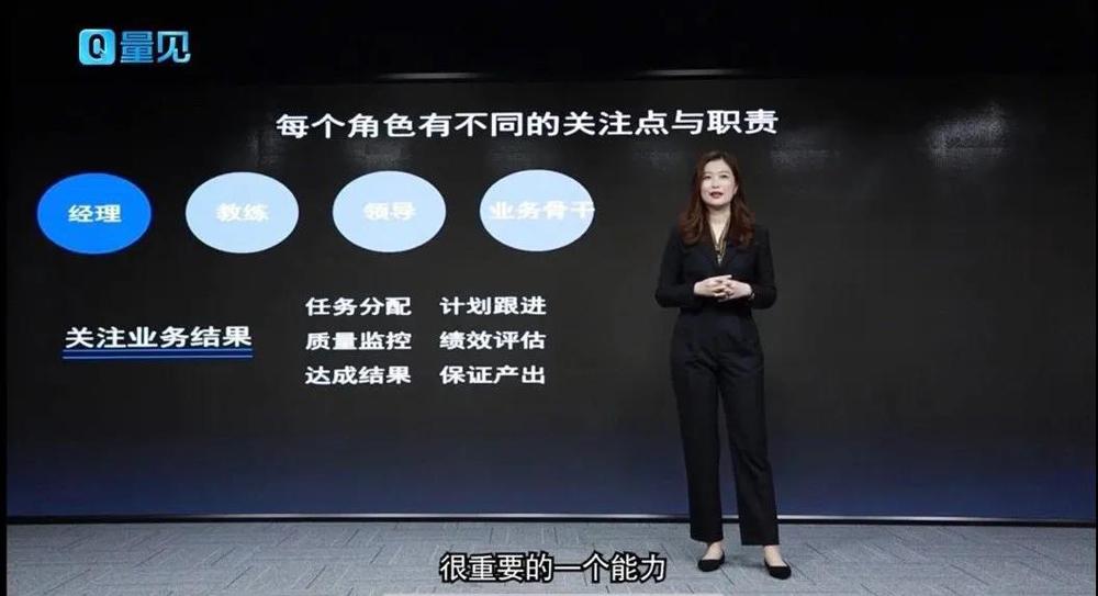 企业管理课程之刘琳老师与量子大学合作的《新晋经理的管理必修课》